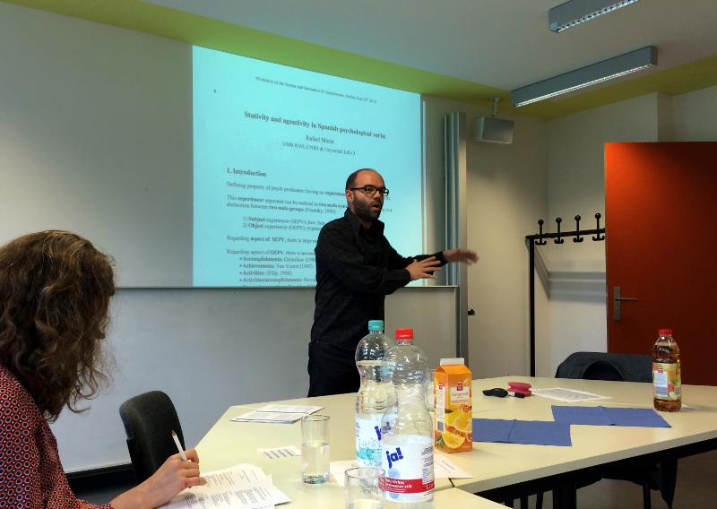 Workshop Presentation Marín