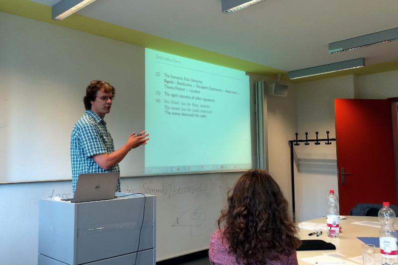 Workshop Presentation Bader