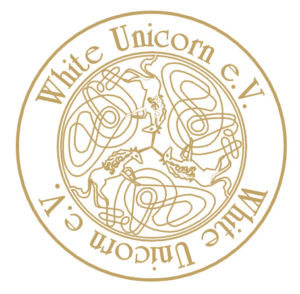 Logo vom White Unicorn e. V.