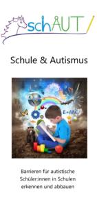 Flyer als Download-PDF zum schAUT-Projekt