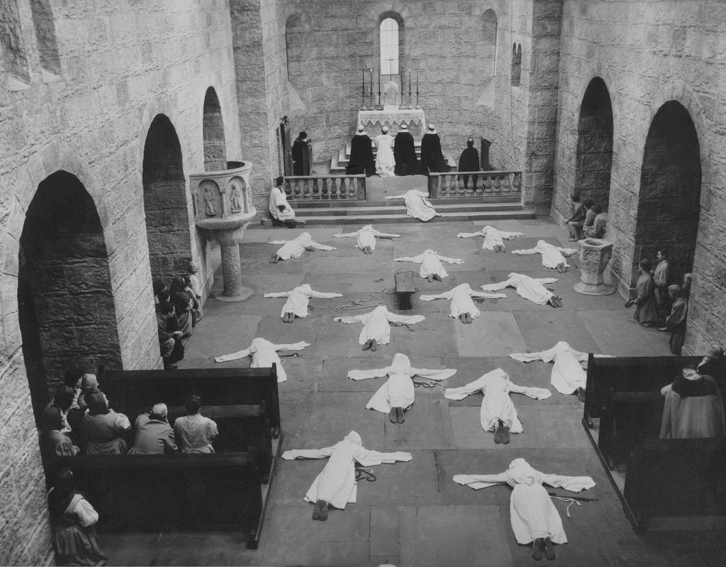 Spellbound Nuns