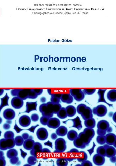 Giselher Spitzer / Elk Franke (Hrsg.), Sport, Doping und Enhancement - Transdisziplinäre Perspektiven, Bd. 4.